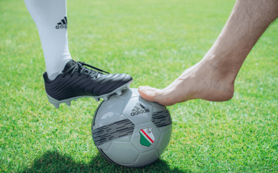 Poradnik sportowca – jak dbać o skórę stóp i paznokcie
