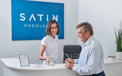 Klinika Satin – o objawach i leczeniu stopy cukrzycowej opowiada podolog Andrzej Piotrowski