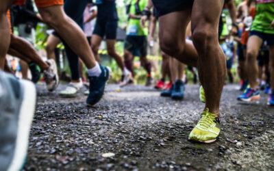 Polska biega :: Bieganie a grzybica