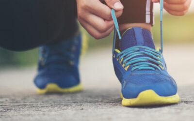 Trening biegacza :: Techniki wiązania butów sportowy