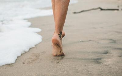 Jak dbać o nasze stopy latem? Kilka ważnych wskazówek