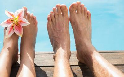 Pozbądź się pękających pięt i spraw by Twoje stopy były piękne nie tylko latem.
