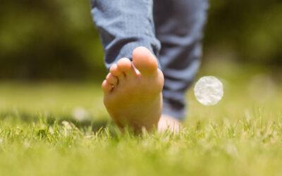 Czy Twoje stopy są gotowe na wiosnę?