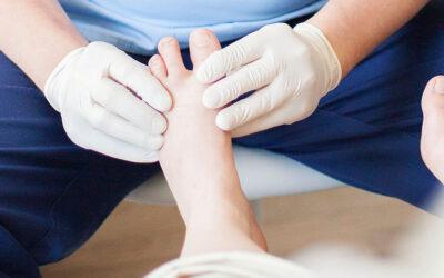 Kosmetyka profesjonalna :: Podologia – stopy pod specjalnym nadzorem