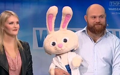 TVP Warszawa :: Małe kroki w wielkiej sprawie